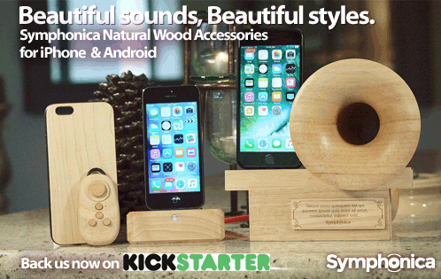 Support our founder's Kickstarter Campaign