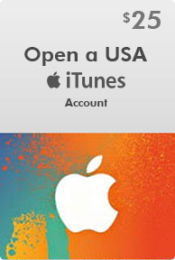 Open a USA iTunes Account