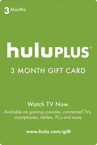 Hulu-3-month-subscription