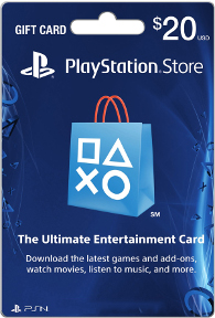 Sony Playstation-$20-Gift-Card-image