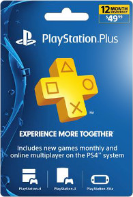 Sony Playstation-Plus-12-Month-Subscription