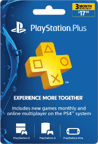 Sony Playstation-Plus-3-Month-Subscription
