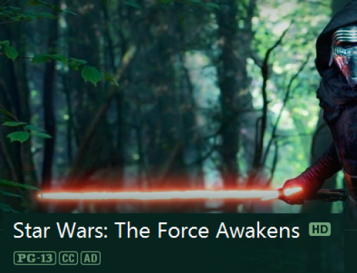 Star Wars – The Force Awakens available on iTunes